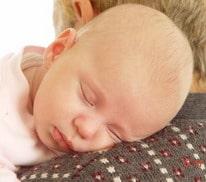 בעיות שינה אצל תינוקות