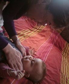 הדרכה ואבחון בשיטת ליווי התפתחותי לתינוקות בצפון