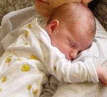 7 סיבות להפרעות שינה אצל תינוקות
