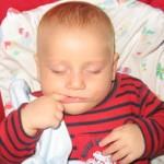 בעיות שינה וכאבי שיניים אצל תינוקות