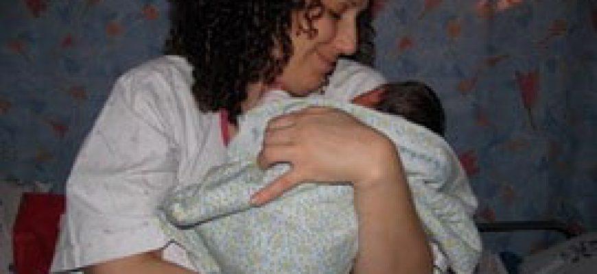 יומנו הסודי של תינוק אחרי הלידה-מדריך לאמא טרייה