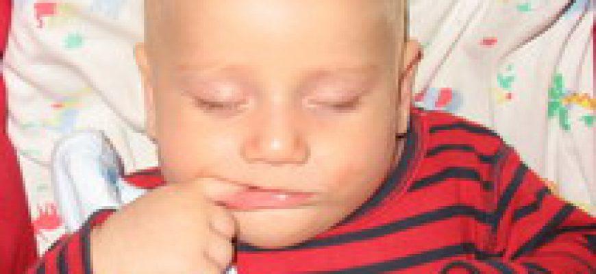 כאבי שיניים ובעיות שינה אצל תינוקות